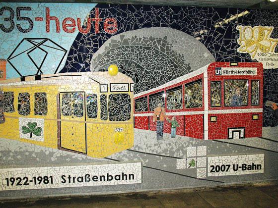 U-Bahnhof Jakobinenstraße